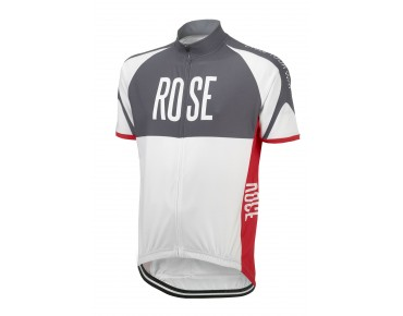 ROSE LIGHT PRO jersey met korte mouwen black/red