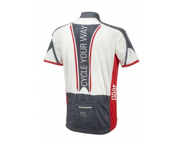 ROSE LIGHT PRO short-sleeved jersey black/red