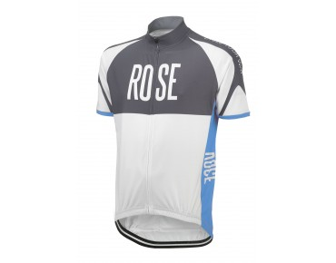 ROSE LIGHT PRO jersey met korte mouwen black/sky