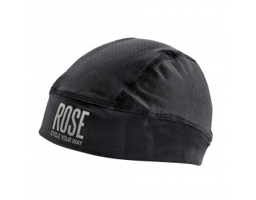ROSE under helmet hat black