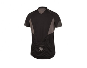 ENDURA HUMMVEE II cycling shirt black