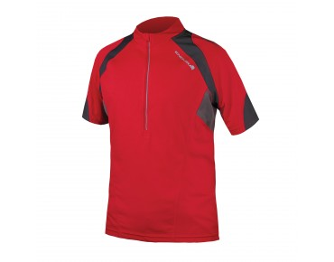ENDURA HUMMVEE II cycling shirt red