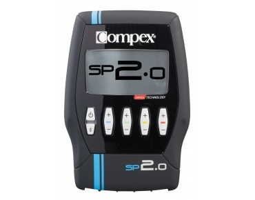 Compex SP 2.0 muscle stimulator black