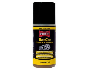 Ballistol BikeCer ceramic chain oil