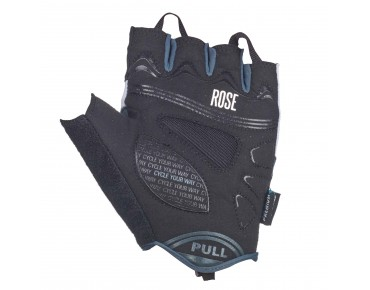 ROSE RSH GEL 03 gloves black/white/grey