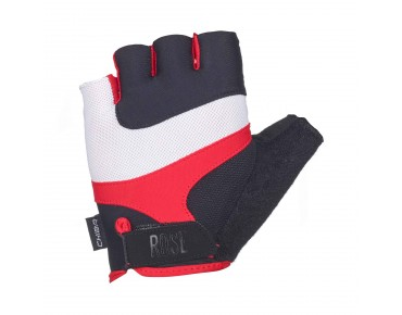 ROSE RSH GEL 03 gloves black/white/red
