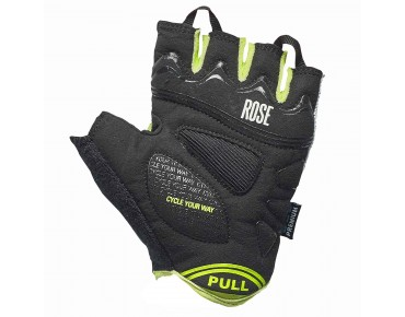ROSE RSH GEL 03 gloves black/white/green