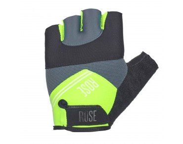 ROSE RSH GEL 05 gloves neon lime/black/dark grey