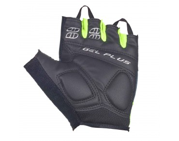 ROSE RSH GEL 05 Handschuhe neon lime/black/dark grey