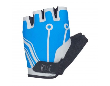 ROSE PERFORMER gloves grey/blue