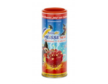 Xenofit Heisse Hexe hot drink raspberry