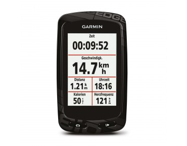 Garmin Edge 810 GPS bike computer Bundle Premium incl. map City Navigator Europe