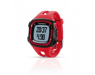 Garmin Forerunner 15 GPS watch red/black