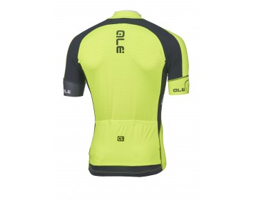 ALÉ ULTRA jersey flou yellow/black