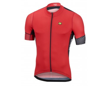 ALÉ ULTRA jersey red/black