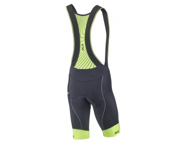 ALÉ ALÉ ULTRA VAR. bib shorts black/fluo yellow