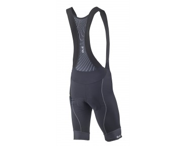ALÉ ULTRA VAR. bib shorts black/white