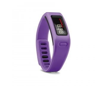 Garmin vívofit activity tracker purple