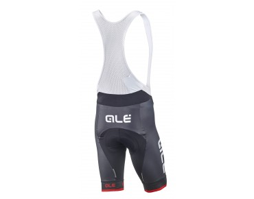 ALÉ GRAPHICS GRENADA Trägerhose black/white/red