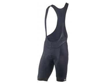 ALÉ PLUS VAR. bib shorts black