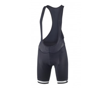 ALÉ PLUS INFINITY 2017 women's bib shorts black