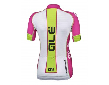 ALÉ GRAPHICS PRR DONNA BARBADOS women's jersey magenta/green