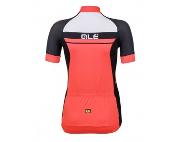 ALÉ PLUS DONNA jersey fluo orange