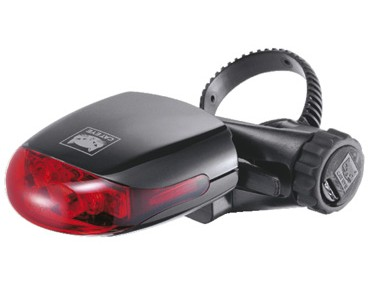 Cateye TL-LD270G rear light black