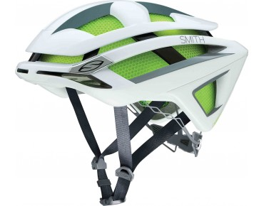 smith optics OVERTAKE helmet incl. MIPS white