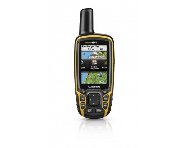 Garmin GPSMAP 64 navigation device black