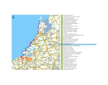 Garmin Topo Netherlands Pro map