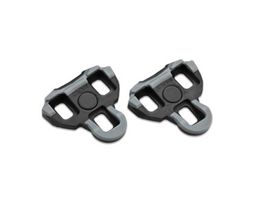 Garmin cleats for Vector pedals black