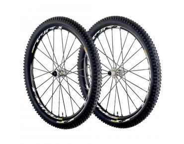 MAVIC Crossmax XL Disc WTS MTB wheel set schwarz