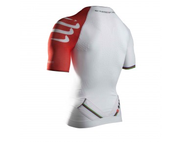 COMPRESSPORT PRO RACING Triathlon Shirt white