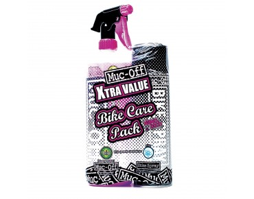 Muc-Off Bike Cleaner & Bike Spray Value Duo Pack