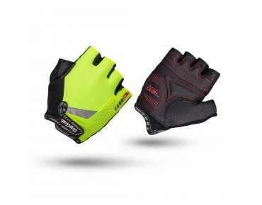 GripGrab PRO GEL gloves fluo yellow