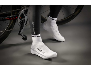 GripGrab RACE AERO overshoes white
