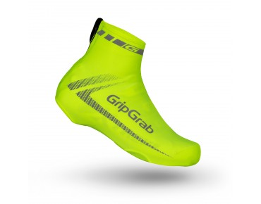 GripGrab RACE AERO HI-VIS overshoes fluo yellow