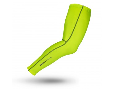 GripGrab Leg warmers fluo yellow