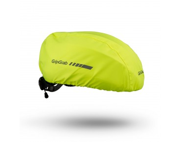 GripGrab HI-VIS helmet cover fluo yellow