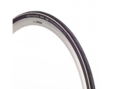 Schwalbe DURANO road tyre black/white