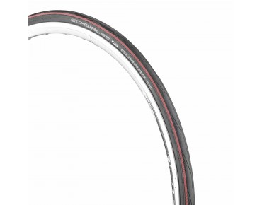Schwalbe DURANO road tyre black/red
