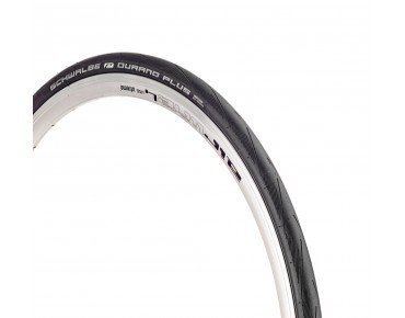 Schwalbe DURANO PLUS SmartGuard road tyre, folding tyre black