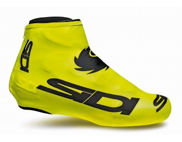 SIDI CHRONO overshoes yellow fluo