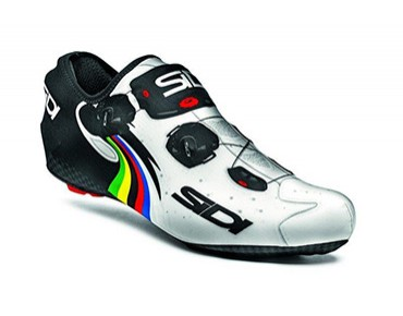 SIDI WIRE overshoes white/Weltmeister