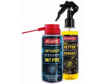 Atlantic chain maintenance and cleaning set - kit di pulizia