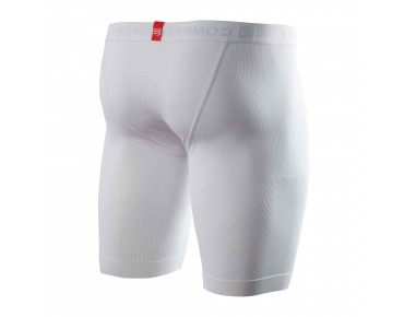 COMPRESSPORT PERFORMANCE triathlon shorts white
