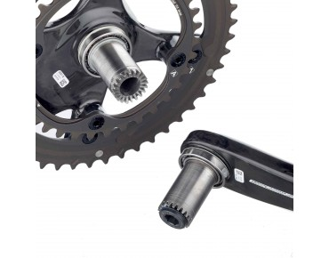 Campagnolo Super Record Titan Ultra Torque Carbon MY 2015 - guarnitura carbon