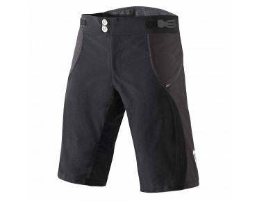 Deputy Sheriff BLACK SWEETY women's cycling shorts black