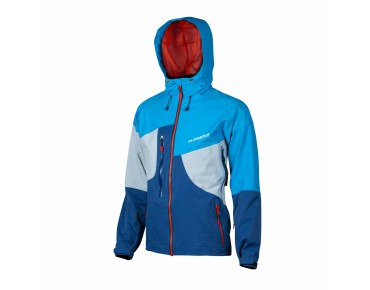 PLATZANGST TT EVO waterproof jacket blue